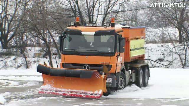 A legkeményebb fegyver a hó ellen