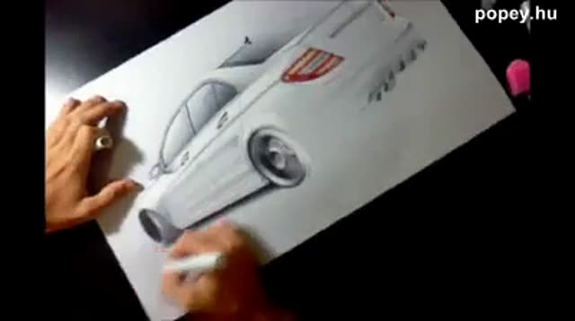 Így készül a Mercedes