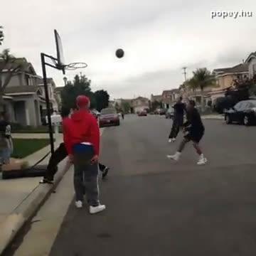 Profi utcai kosarasok