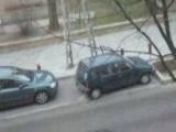 A parkolás mesternője