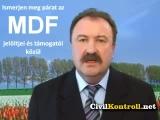 MDF: jelöltek és támogatók bemutatkozása