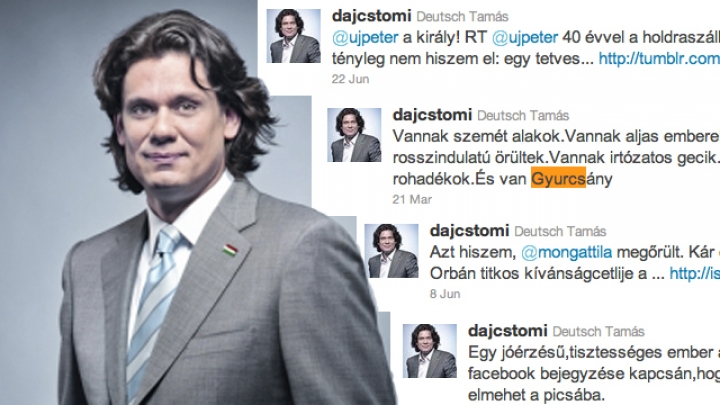 Dajcstomi, a brsszeli twitterhs