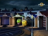 Chuggington - Bruno s a srkny