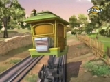 Chuggington - Wilson a travezet