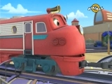Chuggington - Vigyzz Wilson