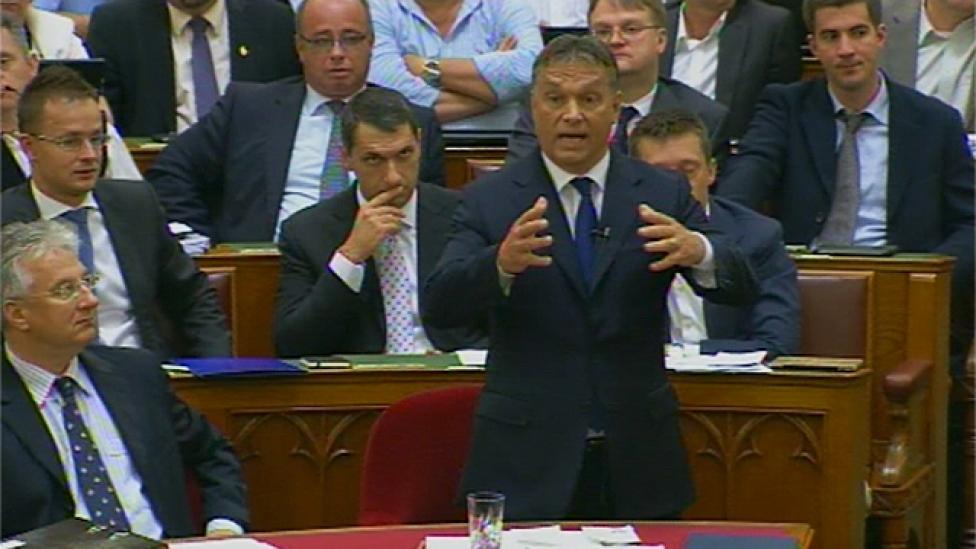 Orbán elmondta, mi lenne Matolcsy nélkül