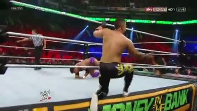 WWE Money In The Bank 2012. part 5.