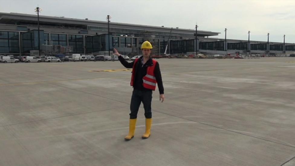 A reptér, ami nem készült el