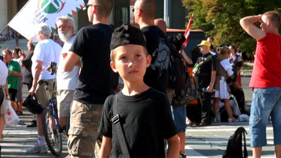 Beszólt a Jobbiknak a Gárda