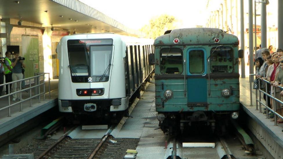 Elindult az első Alstom-szerelvény