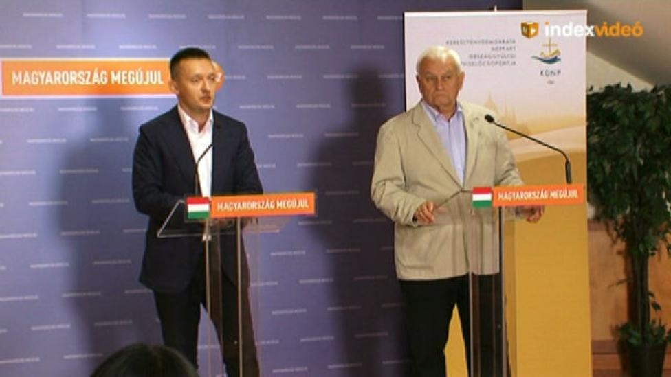 A Fidesz-KDNP a megoldás a válságra