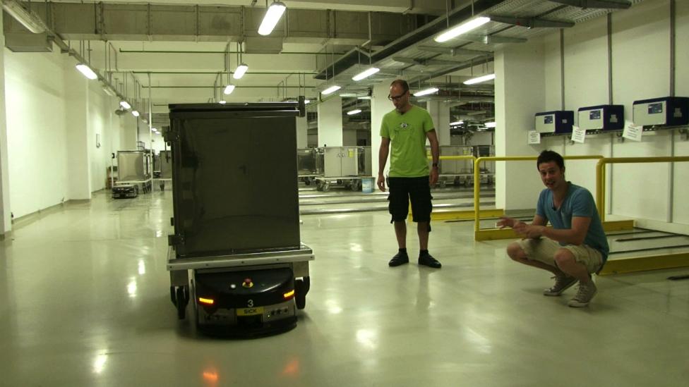 A kórház, ahol a robotok az urak