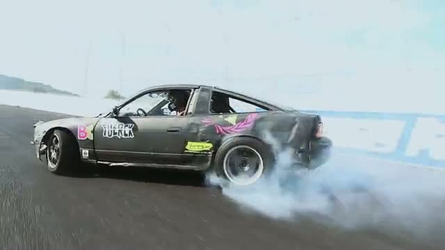 Drift Alliance - Freedom Moves 2012