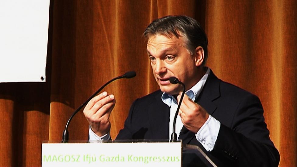 Orbán: a génjeinkben van a mezőgazdaság
