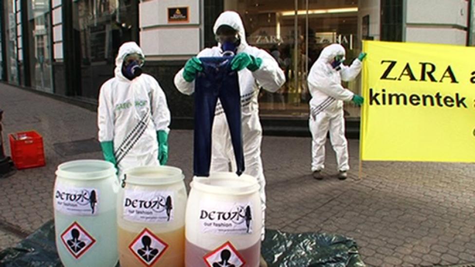 Rákkeltő anyag a gyerekruhákban
