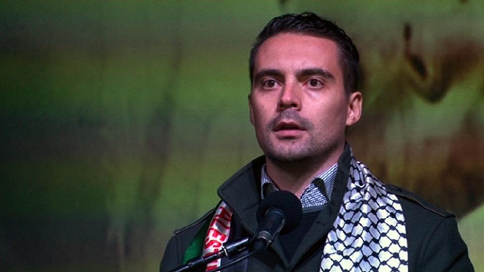 Mi vagyunk Európa palesztinjai