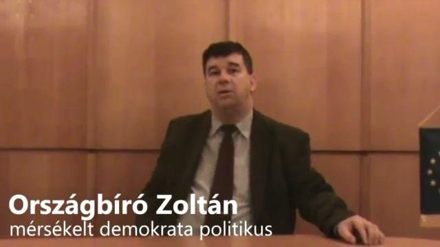 Országbíró Zoltán a kor kihívásaira adott rossz válaszokat tartja a magyarok legnagyobb hátrányának