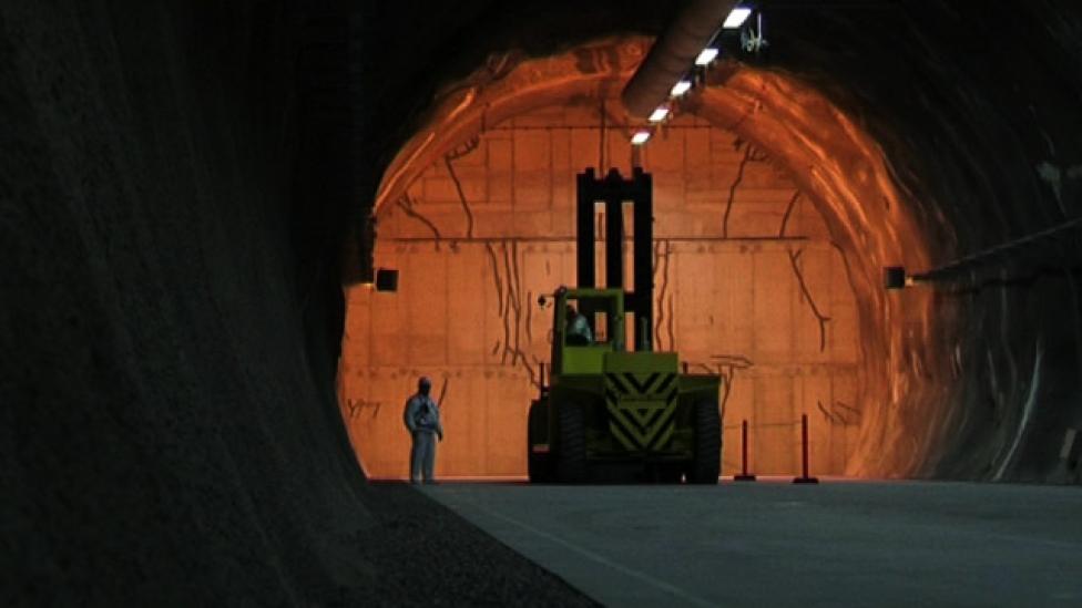 Radioaktív hulladékot temettünk