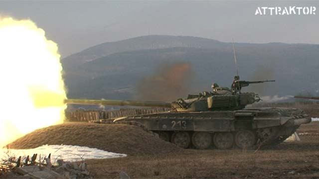 A vidámparktól a T-72-ig
