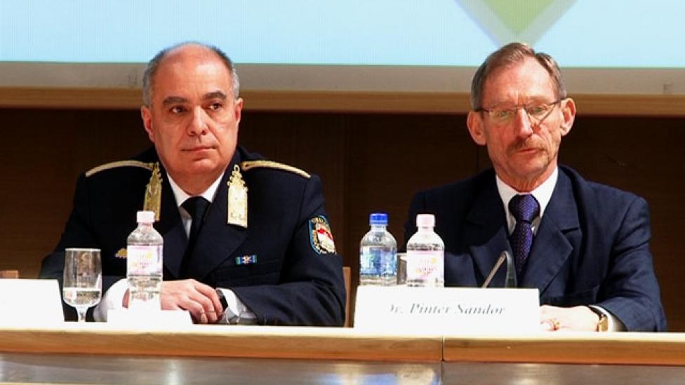 Papp Károly az új rendőrfőkapitány