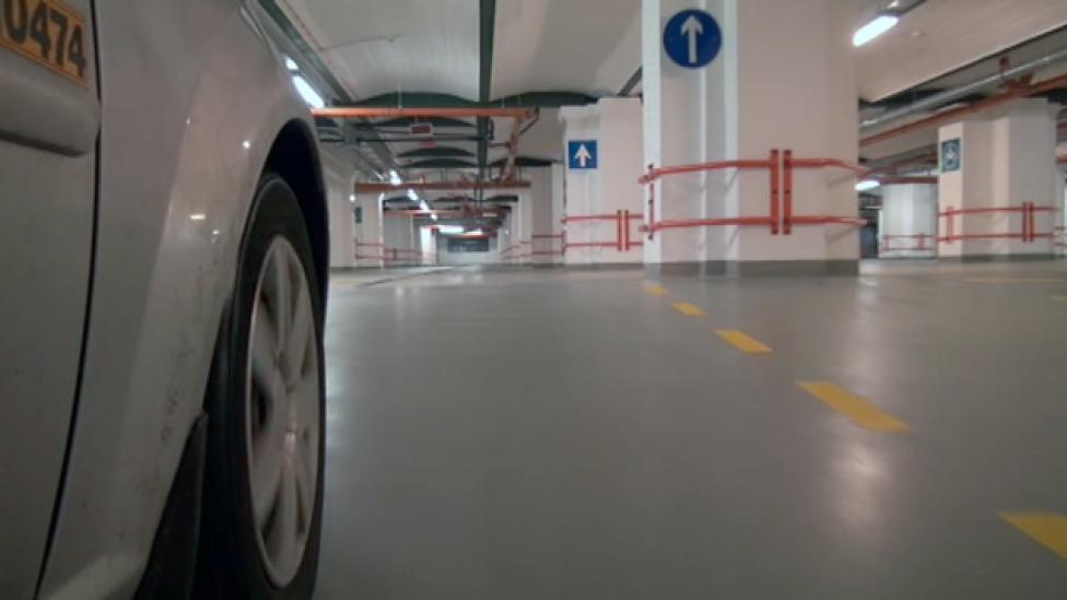 98 autó parkolhat a Rákóczi tér alatt