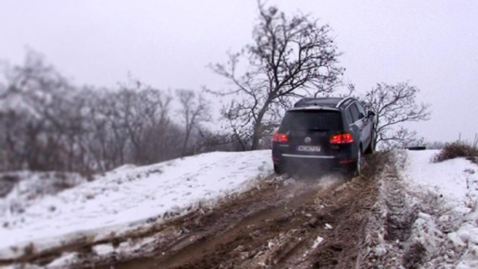 Hogy esik egy kis off-road?