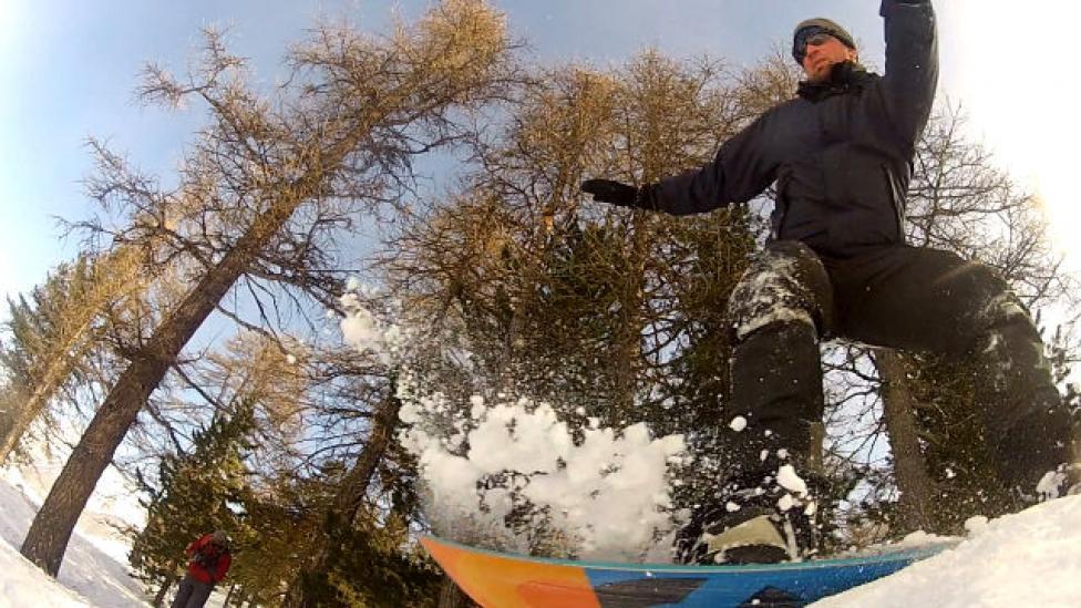 Ne csak a profik élvezzék a havat