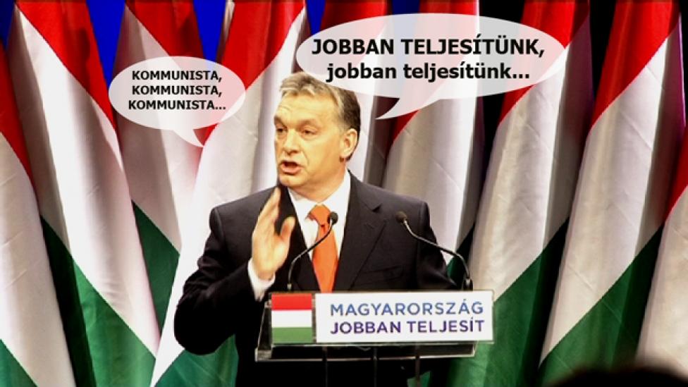 Orbán megbabonázta a hallgatóságot