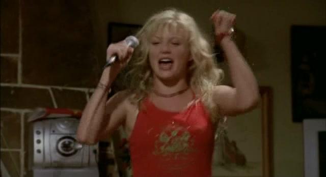 H2O: Sellőmesék - Rikki karaoke jelenet