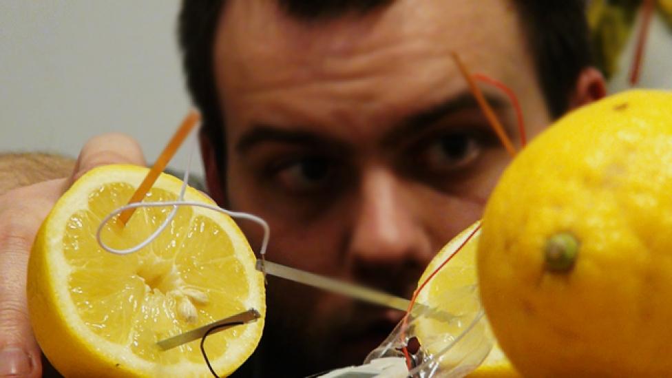 Szabotázs a citromerőműben