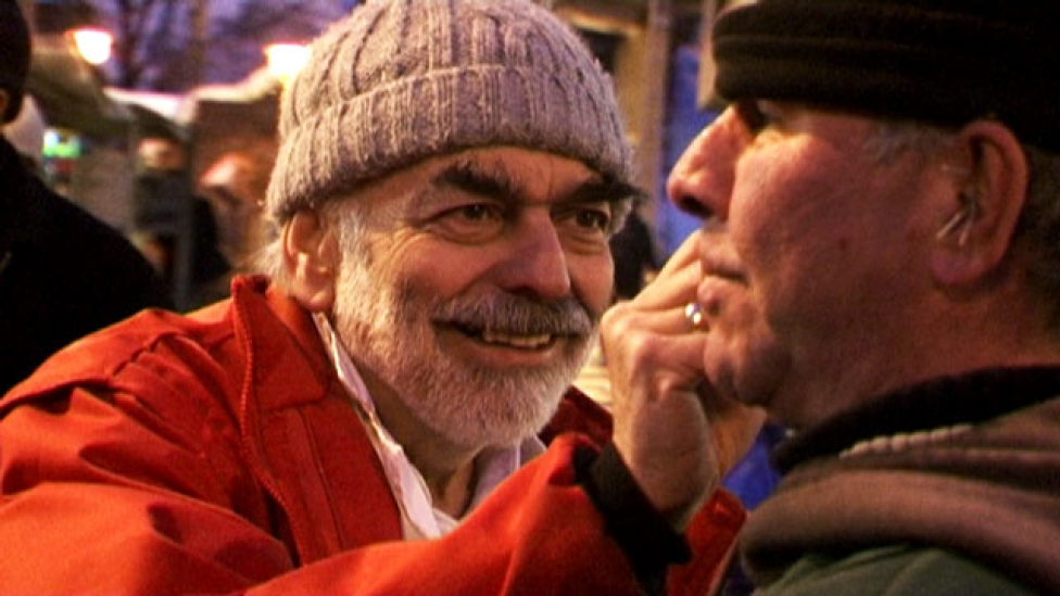 Detoxikáló fülakupunktúra hajléktalanoknak