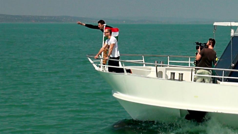 Széthajtottuk a Balaton legújabb hajóját