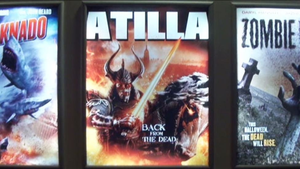 Cannesból jelentjük: bezombítanák Attilát a hunt