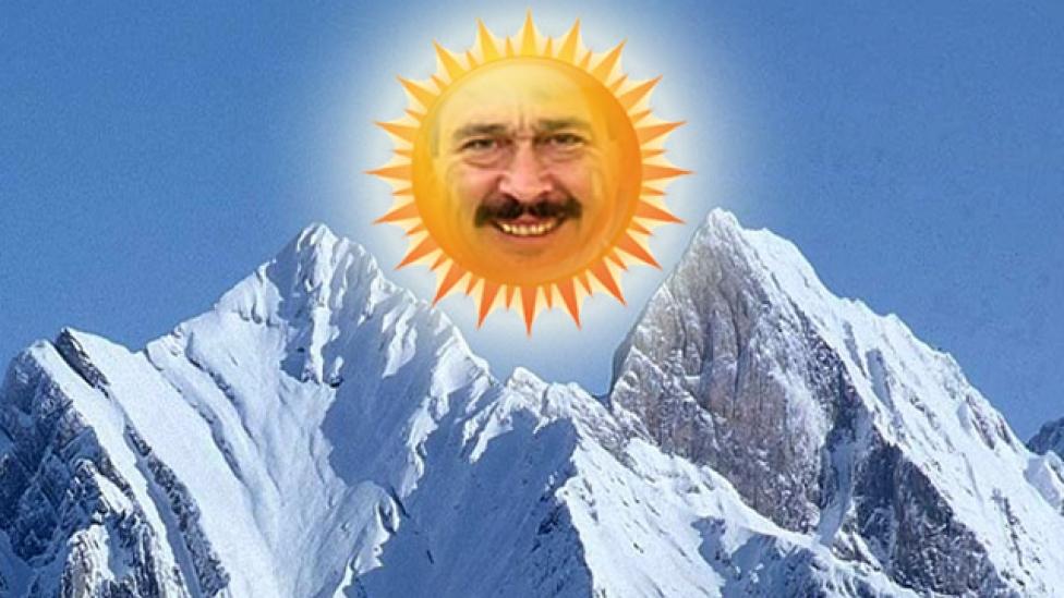 Extrém alpinisták támadják Áder Jánost