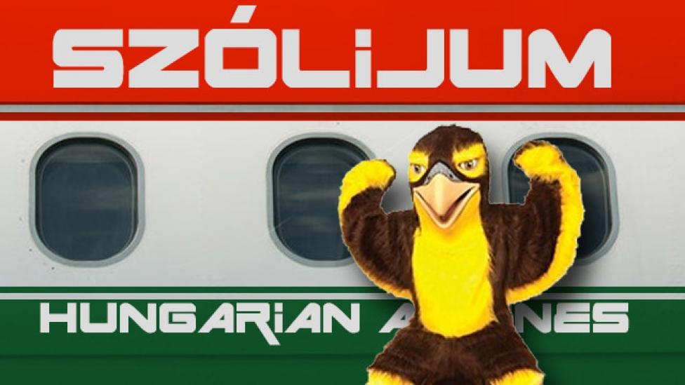 Szólijum Hungarian Airlines