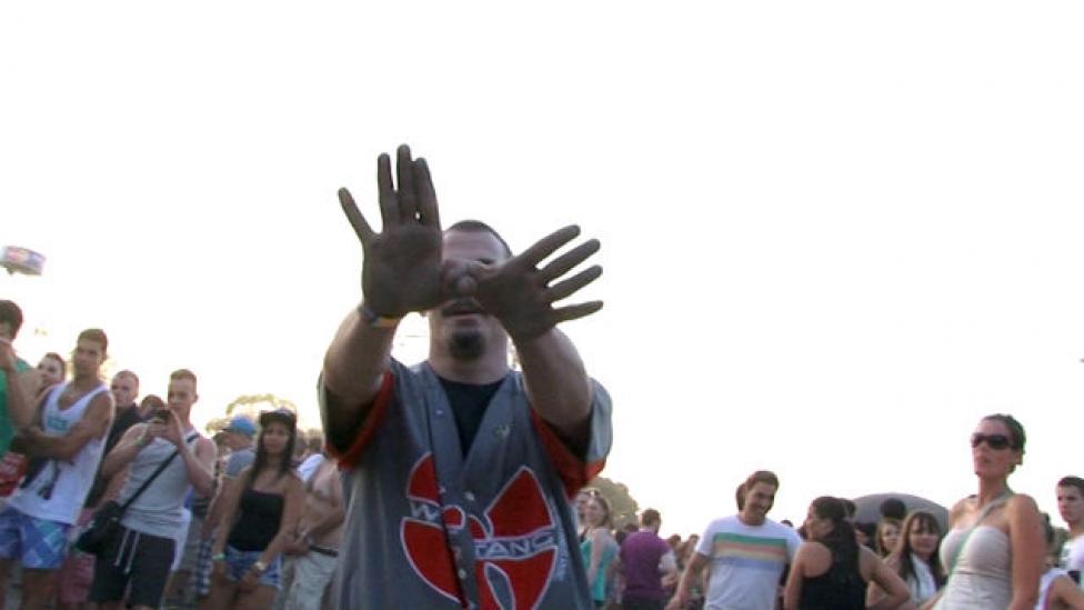 Wu-Tang Clan: egy koncertért megérte a napijegy
