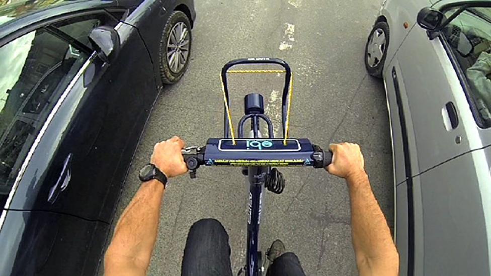 Ingyen bringa Esztergomban