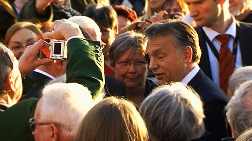 Orbán-Bethlen-Széchenyi: az erő az, ami összeköt