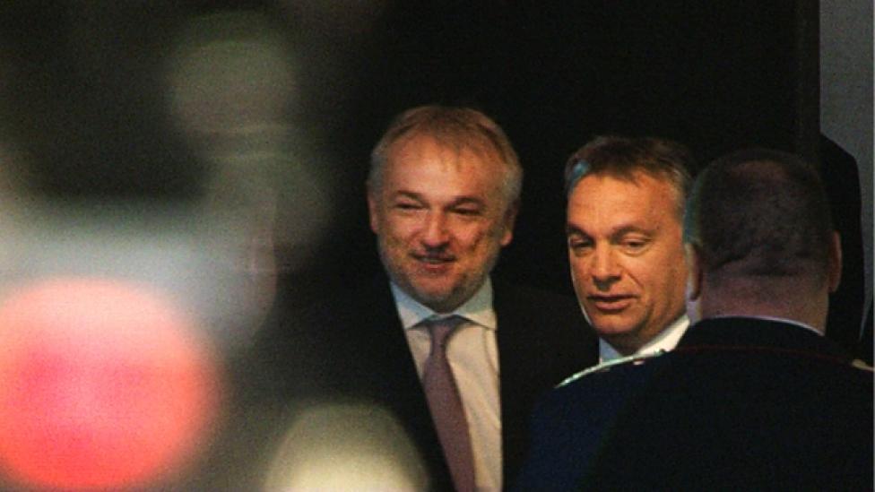 A butadién összehozta Orbánt és Hernádit