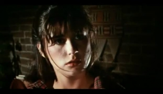 A young Demi Moore in 3D horror movie Parasite