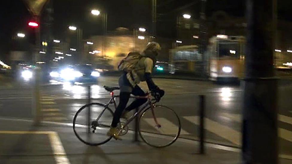 Tíz bringásból már csak egy ninja!