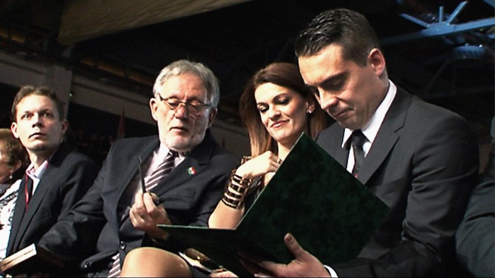 A cukiság mindig is ott volt a Jobbikban