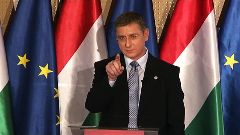 Gyurcsány: Orbán egy álnok, erőszakos gyarmatosító