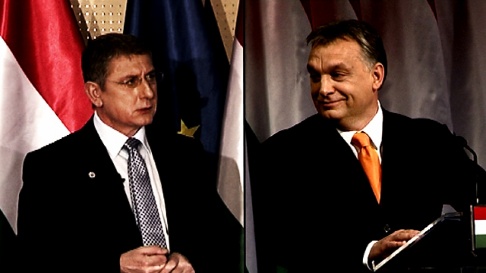 Orbán a Vénuszról, Gyurcsány a Marsról jött