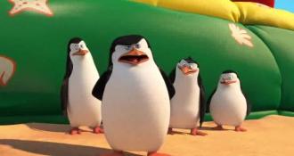 A Madagaszk�r pingvinjei (2014)