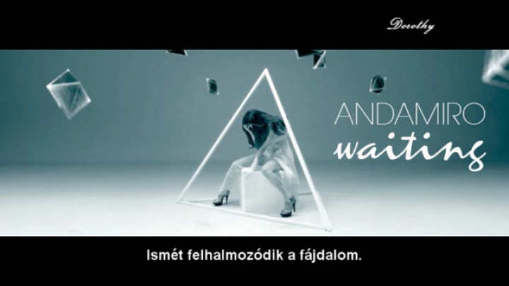 Andamiro - Waiting Feat. Double K (hun sub)