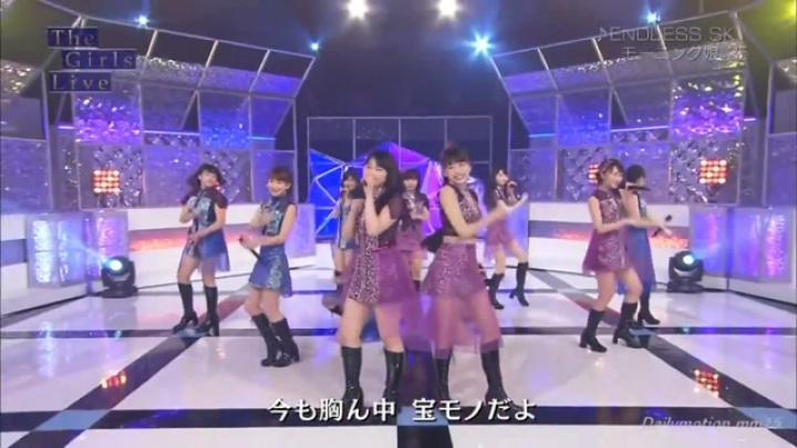 Morning Musume'15 - Endless sky HUN SUB