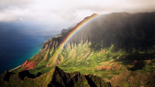Hawaii a trópusok Izlandja