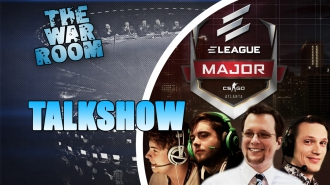 Talkshow: ELEAGUE Major esélylatolgatás