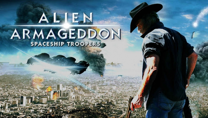 Baaad Movies - Alien Armageddon